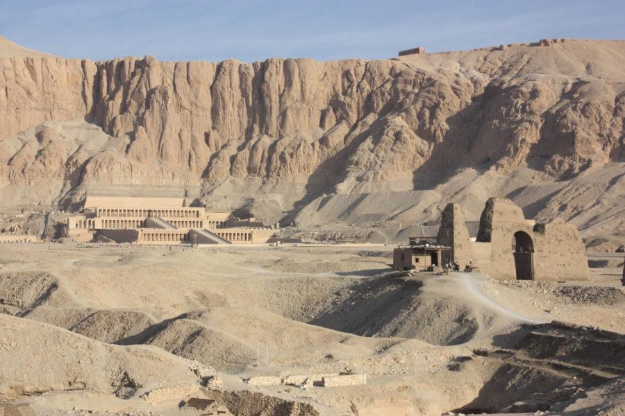 Deir el-Bahari fot M.Barwik