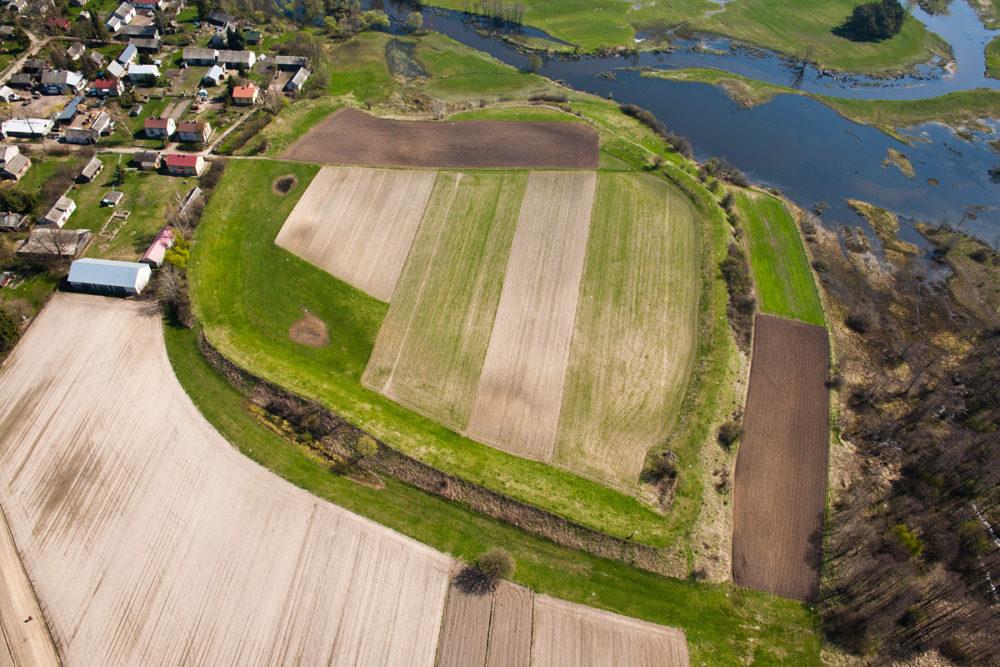 Grodzisk near Węgrów, phot. Miron Bogacki, Michał Dąbski