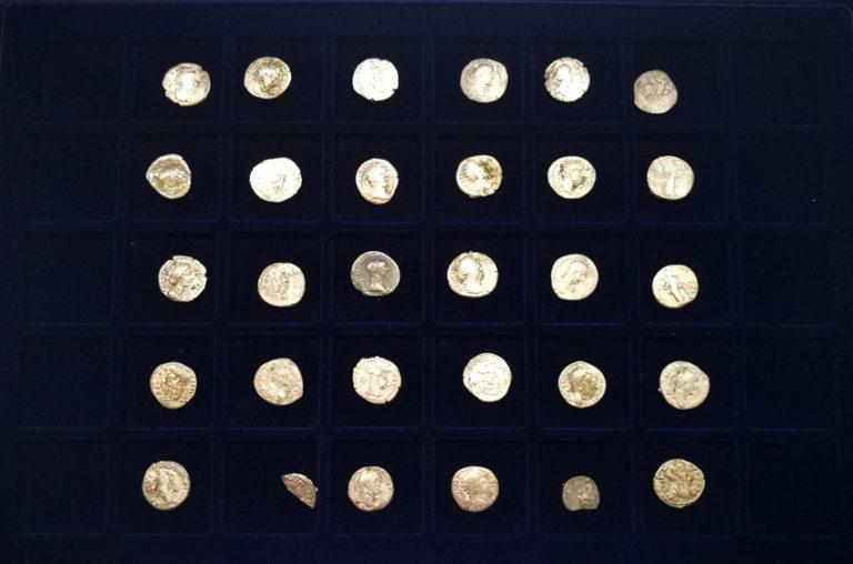 Brudnice monety