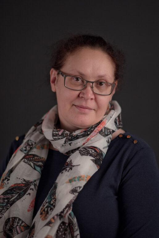 mgr Krystyna Dudzińska